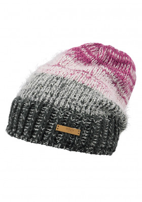 Women's winter hat BARTS BAYAMO CHARCOAL