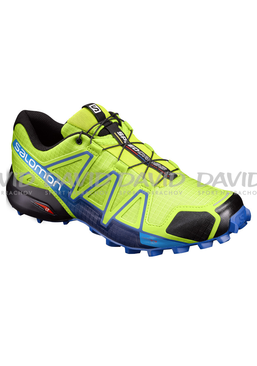 Buty męskie SALOMON 17 Speedcross 4 LIME GREEN / NAUTIC