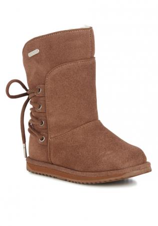 74eac1799abcd Dziewczęce buty EMU AUSTRALIA ISLAY KIDS OAK | David sport Harrachov