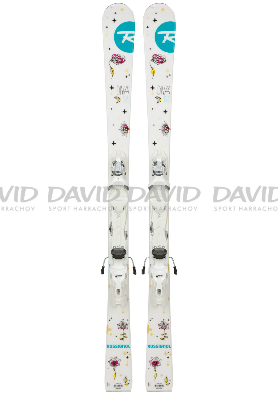 Rossignol Diva Xpress JR+Xpress Jr 7