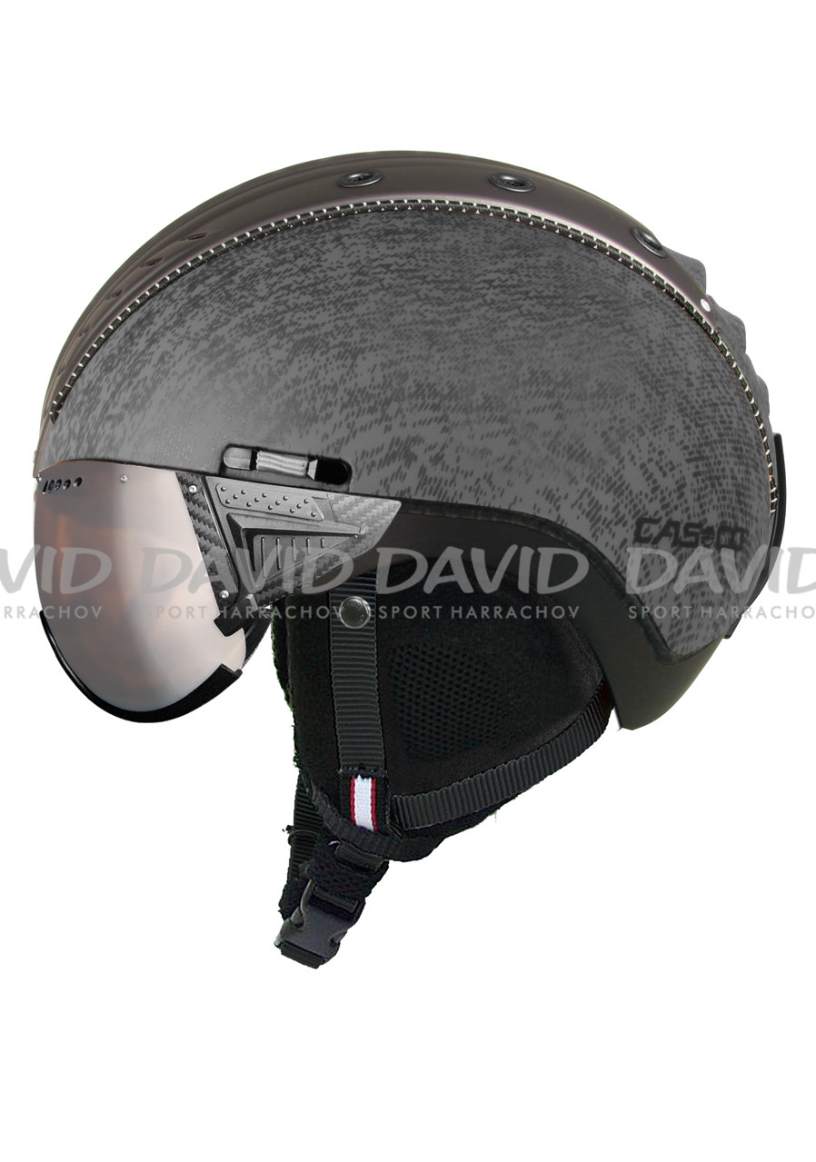 Casco SP-2 Snowball Visor 3706 Gunmetal