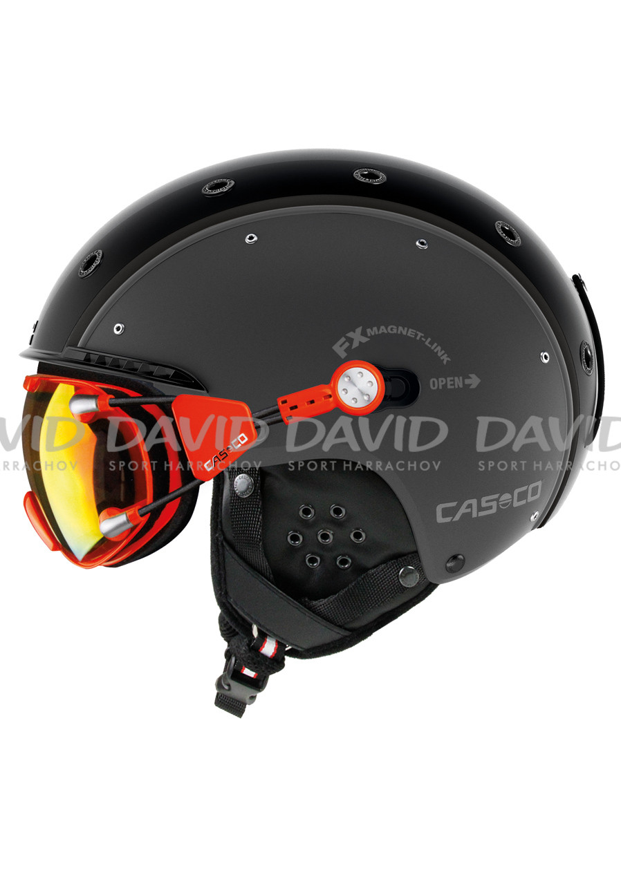 náhled Casco SP-3 Airwolf gun metal