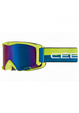 CEBE SUPER BIONIC Mat Lime Blue