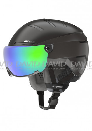 detail Atomic SAVOR GT AMID VISOR HD Black
