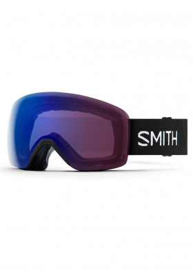 Smith Goggles Skyline Black Photochro Rose ChroPop