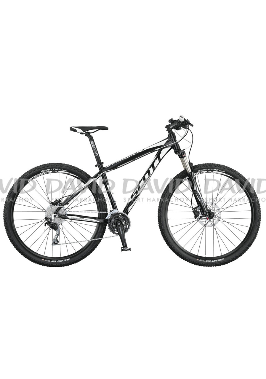 Scott 15 Bike Aspect black/white