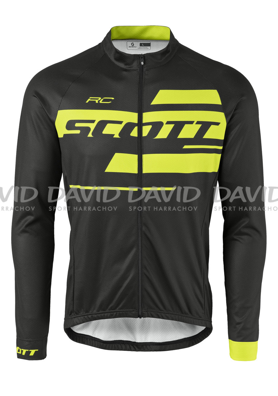 Kurtka SCOTT 17 SHIRT RC TEAM 10 L/SL